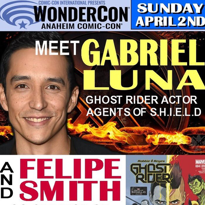 Golden Apple Signings at WonderCon 2017