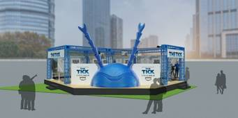 Immerse Into the World of The Tick at Amazon Prime Video's SDCC 2017 Tick Takeover!