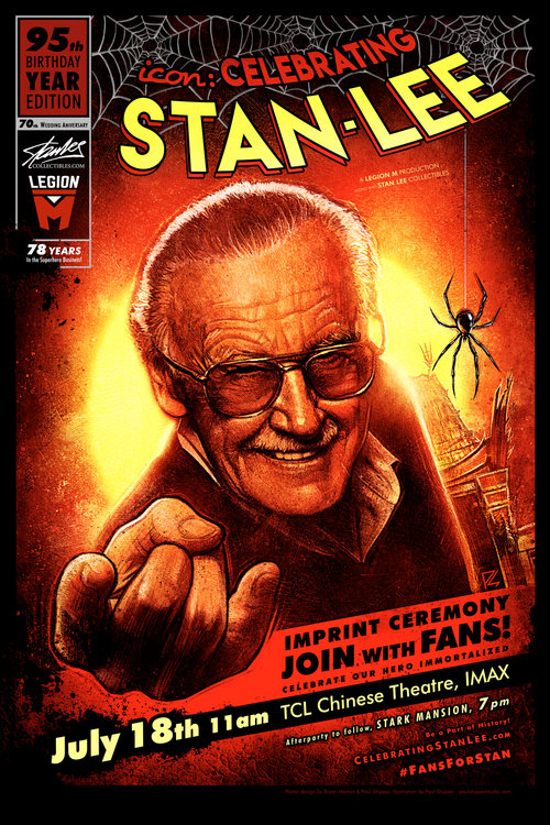 Legion M Hosts ICONS: Face to Face Panel with Marvel's Stan Lee Felicia Day At San Diego Comic-Con 2017
