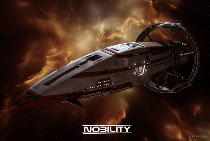 Exhibit Hall Highlights! Passion Project NOBILITY Launches on Amazon Prime & Touches Down SDCC17 Booth 1949