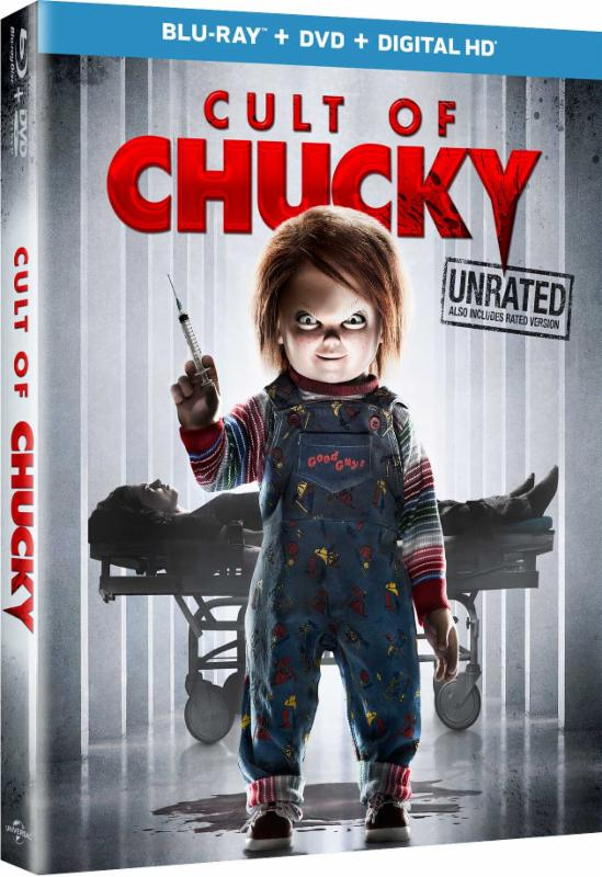 Cult of Chucky Is Here!