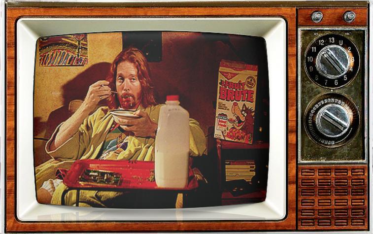 Saturday Morning Cereal Episode 61- Franken Berry Season 2017 with Peter Sullivan of Stan Lee's The Sandman