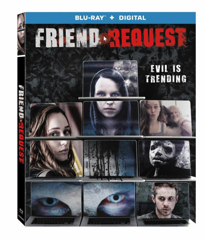 Friend Request Now On Blu-ray & DVD