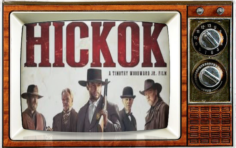 Saturday Morning Cereal Episode 60- How the West Was Pop-Cultured with HICKOK Director Timothy Woodward Jr