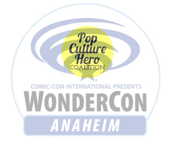 BACK by POP DEMAND POP CULTURE HERO COALITION at WonderCon!!