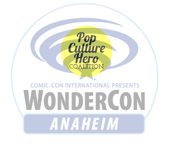 BACK by POP DEMAND POP CULTURE HERO COALITION at WonderCon!!
