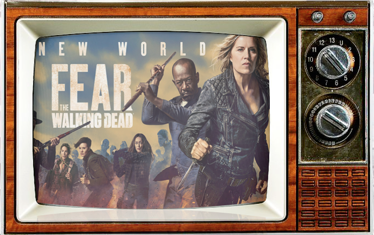 SMC Episode 65: Fear The Walking Dead and Loathing at WonderCon w/ Lennie James & Jenna Elfman