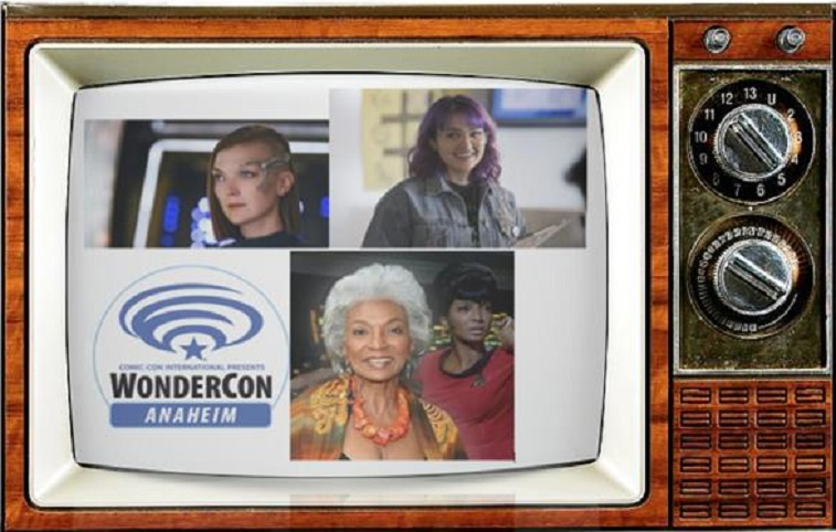 "SMC Episode 68: GLOW! Generation ""Ladies of WonderCon"" w/ Nichelle Nichols, Ariela Barer & Emily Coutts"