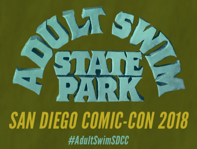 Adult Swim Packs Up The Rickmobile, Sets Up Camp and Heads to SDCC!