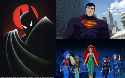 WB Presents THE DEATH OF SUPERMAN, BATMAN: THE ANIMATED SERIES, SUPER HERO GIRLS & MORE at SDCC