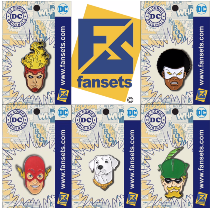 It's SWAGadelic Baby! FanSets and Warner Bros Preview SDCC 2018 Pin Trading