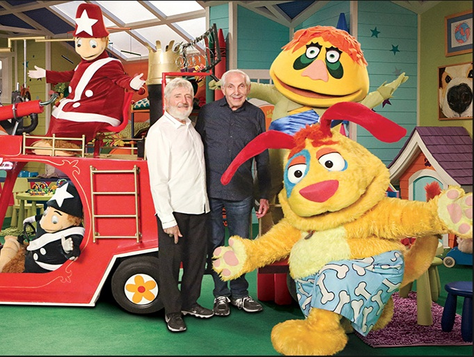 Saturday Morning at SDCC Celebrates Sid and Marty Krofft Creators of Land of the Lost & HR Pufnstuf