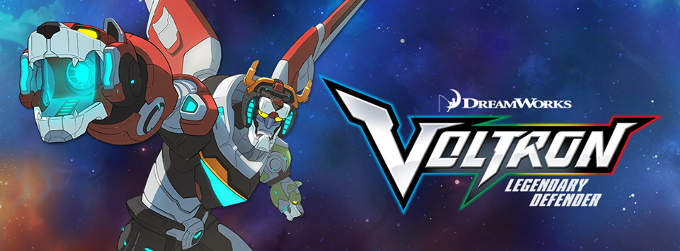 VOLTRON LEGENDARY DEFENDER LANDS AT SAN DIEGO COMIC-CON 2018