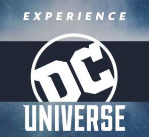DC Universe Landing at SDCC