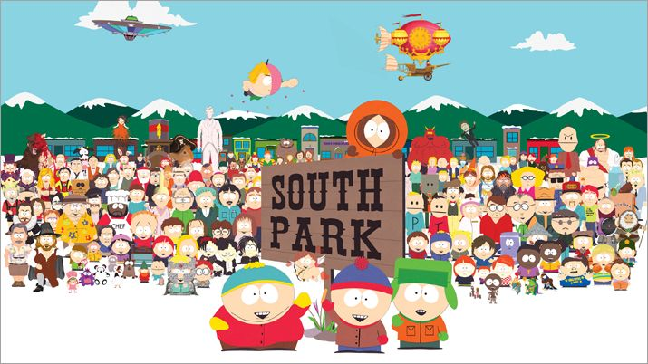 Comedy Central Gets Silly with South Park Activations at SDCC!