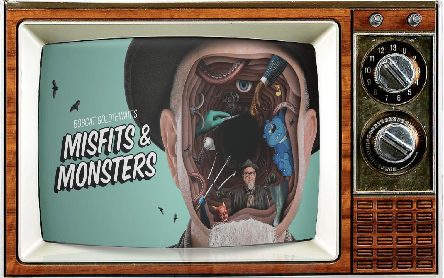 SMC Episode 72: It's Franken & Boo Berry Season 2018! w/ Bobcat Goldthwait 's Misfits & Monsters