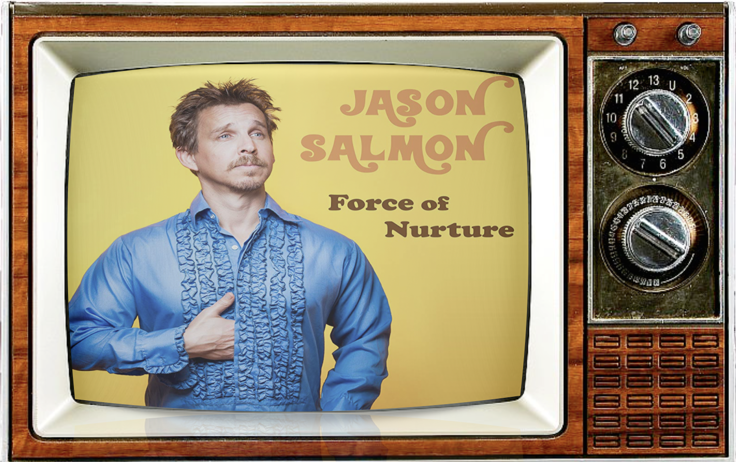 SMC Episode 73: Comedy, It's No Laughing Matter – With (actually funny!) Comedian Jason Salmon