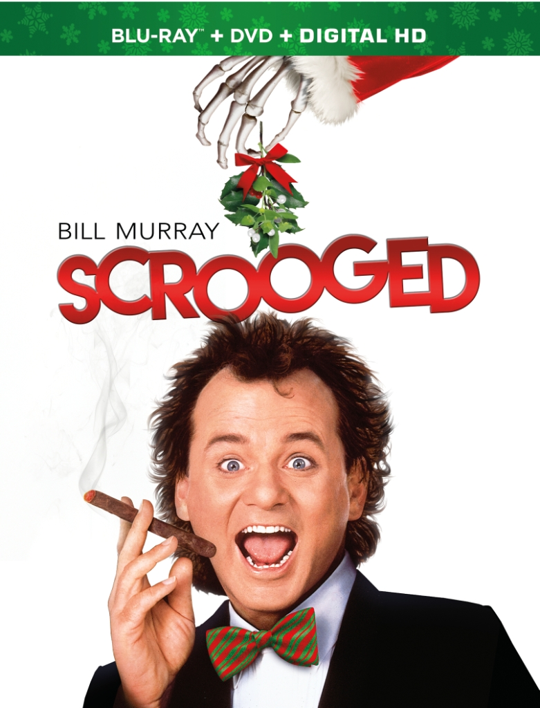 Bill Murray's SCROOGED is 30 Years Old? Bah Humbug!