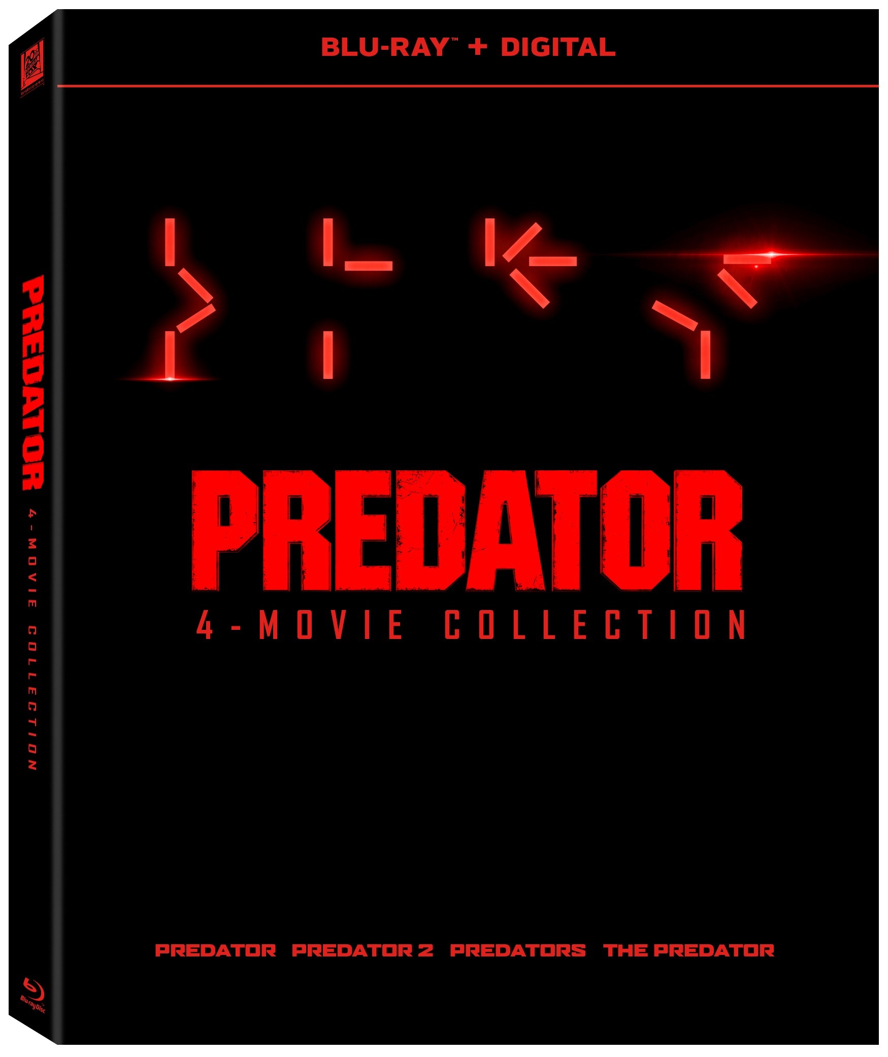 THE PREDATOR Holiday Special and 4K Ultra HD Blu-ray Arrives