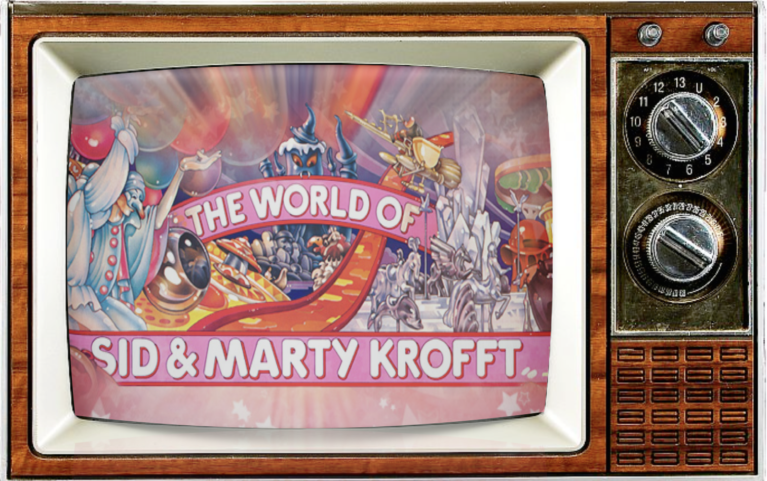 SMC Episode 74: The World of Sid & Marty Krofft, A Saturday Morning TV Celebration!