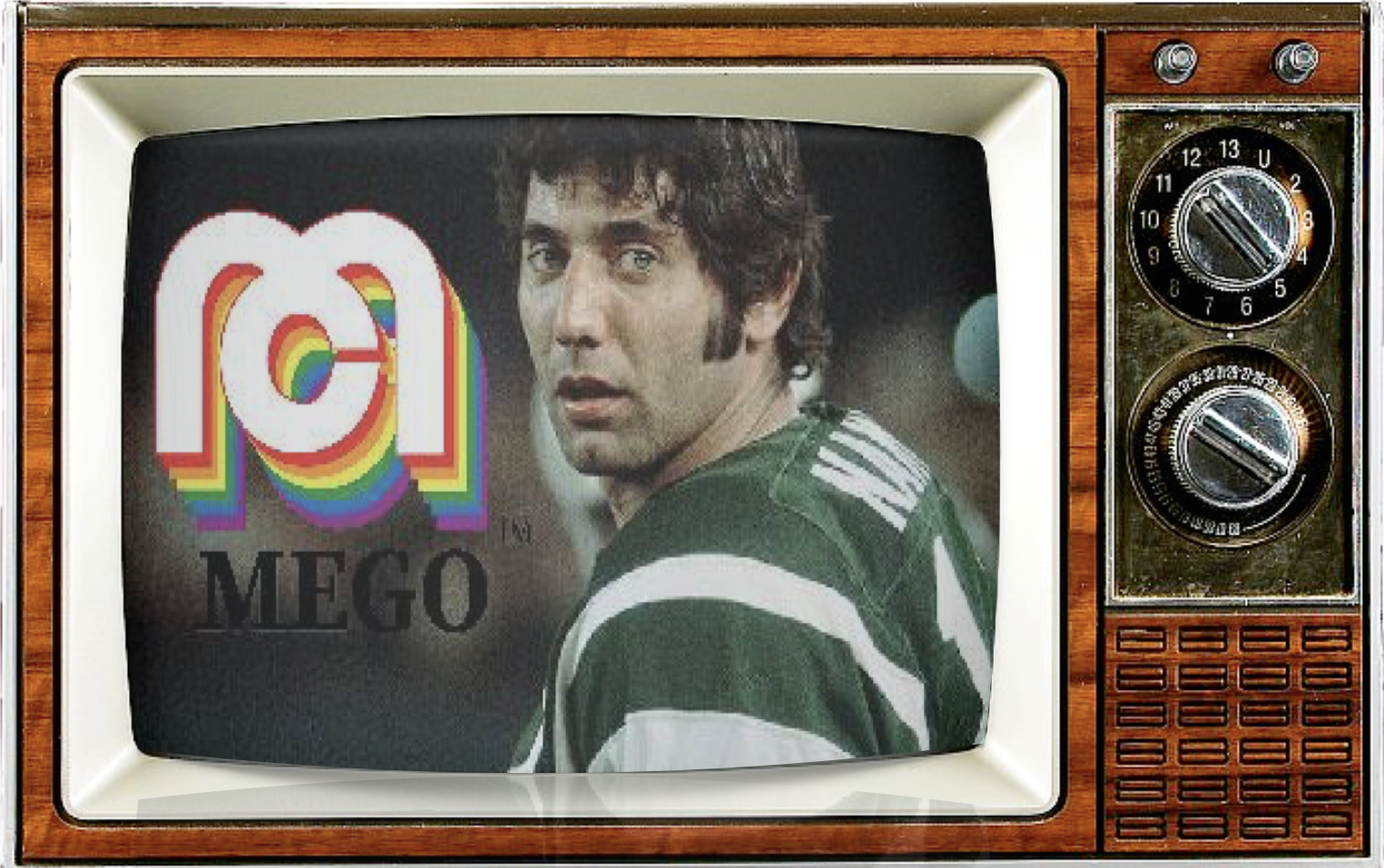 SMC Episode 77: Broadway Joe Namath -The Worlds First Action Figure- A MEGO Toy Story