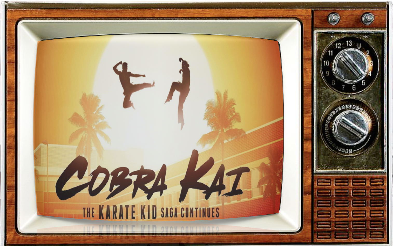 SMC Episode 79: Cobra Kai Strike First, Strike Hard, No Mercy with William Zabka & Martin Kove