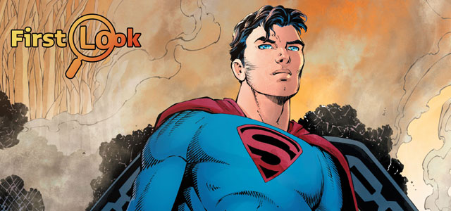 First Look – Frank Miller's SUPERMAN: YEAR ONE Trailer