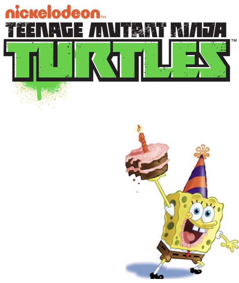 Soak Up the Good Times at SDCC19! Nickelodeon Brings Spongebob's Tom Kenny & TMNT Kevin Eastman