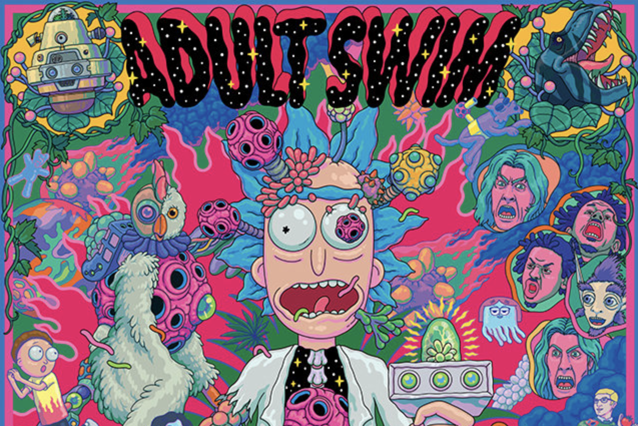 The New ADULT SWIM On The Green Will Rock SDCC Bayfront!
