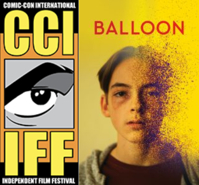Super Power Fantasy BALLOON Takes Off at SDCC Independent Film Festival 2019