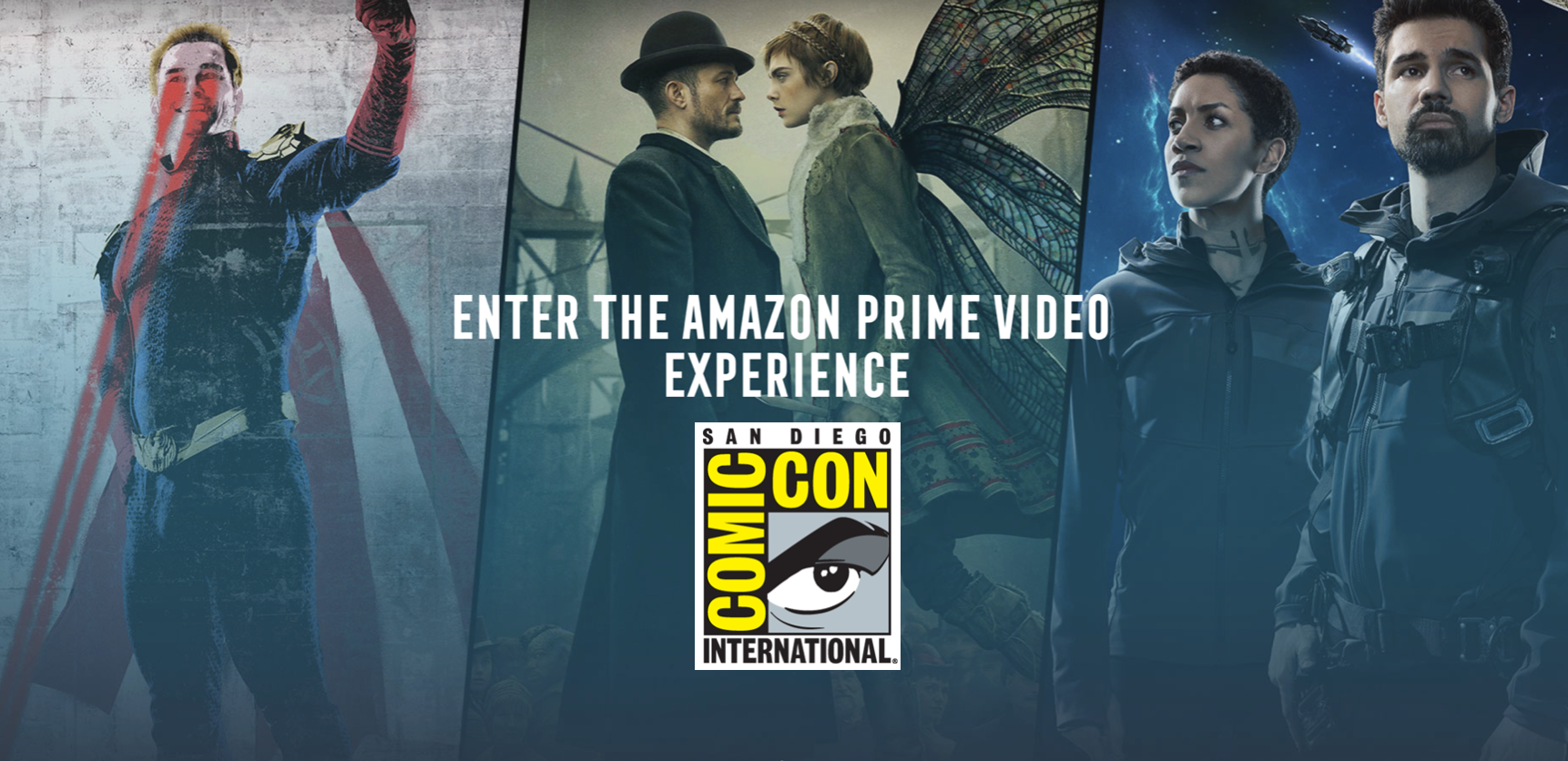 Prime Video Brings Panels, Parties and Can't Miss Experiences of Amazon Original's to SDCC!