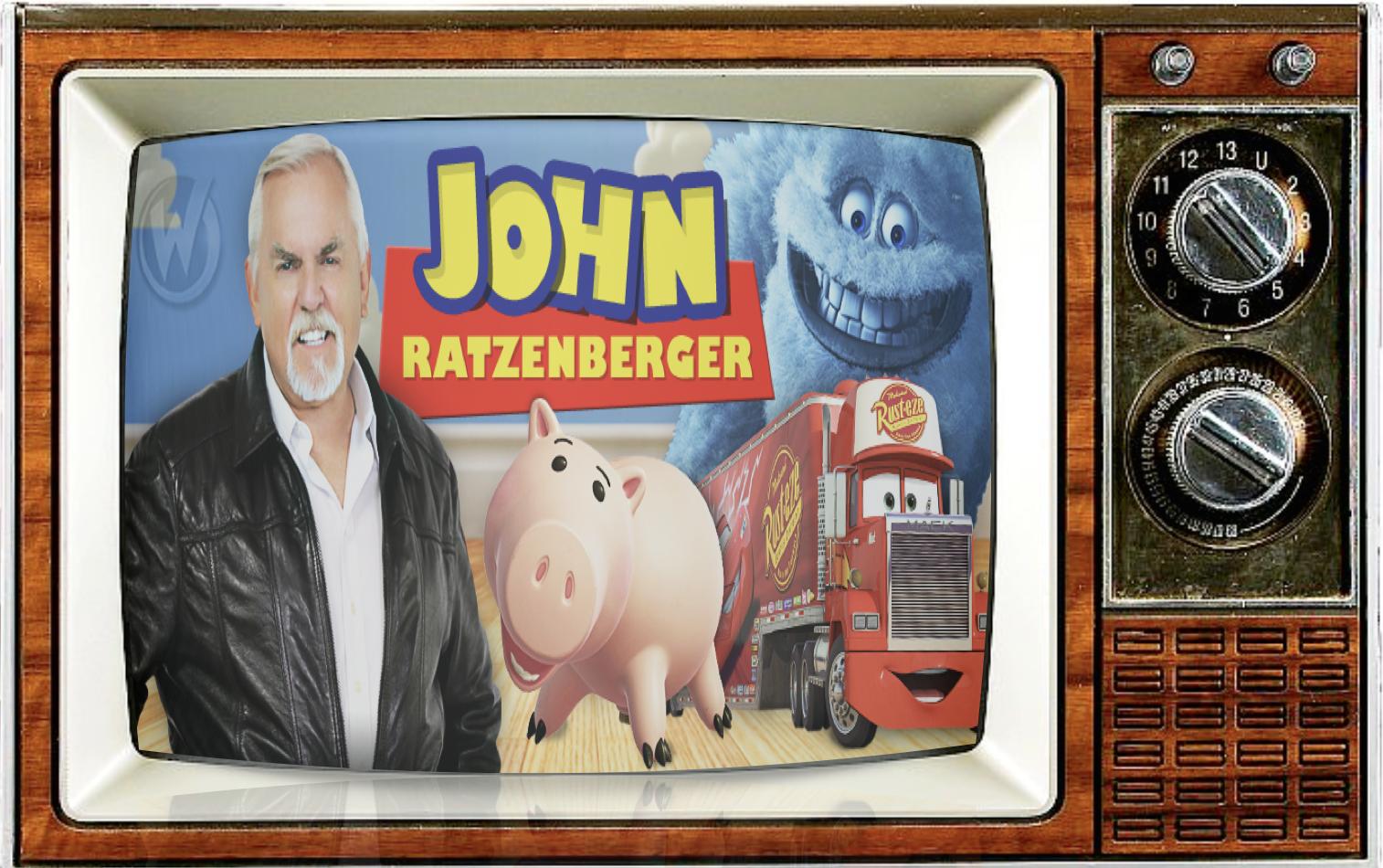 "SMC Episode 81: Cheers to Pixar! The JOHN RATZENBERGER ""That One Guy' Episode"