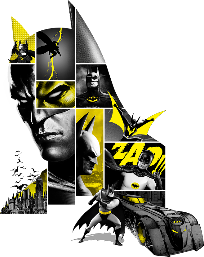 The BATMAN Experience a DC & SDCC Event 80 Years in the Making!