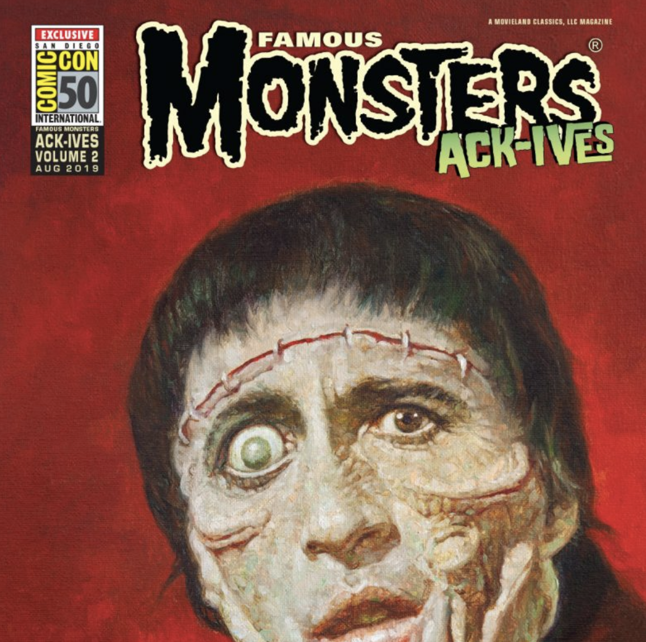 It is a Monster Mash! Famous Monsters of Filmland Bash onto SDCC19 with Panels, Exclusive Prints, T's and Prizes!