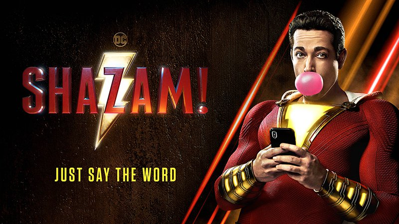 Just Say the Word, SHAZAM the Chilladelphia Winter Carnival Activation at SDCC19!