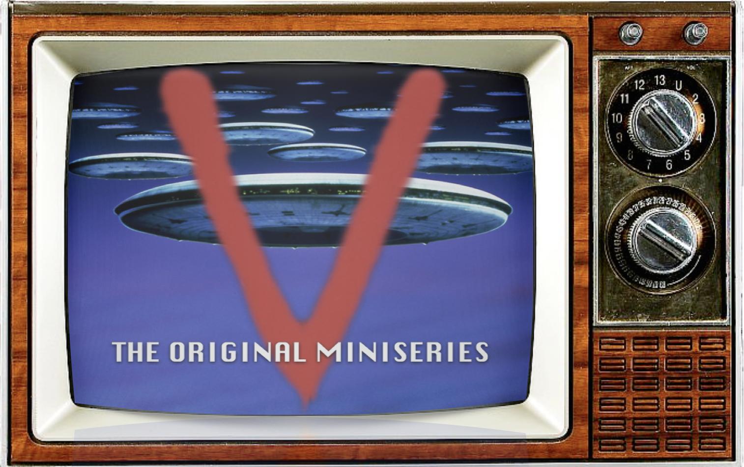 SMC Episode 83: Event TV is Back! V: The Original Miniseries w/ Kenneth Johnson & Marc Singer