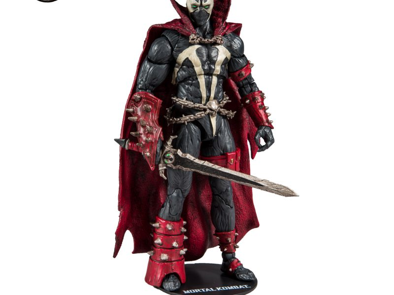 SPAWN Mortal Kombat 11 Action Figure
