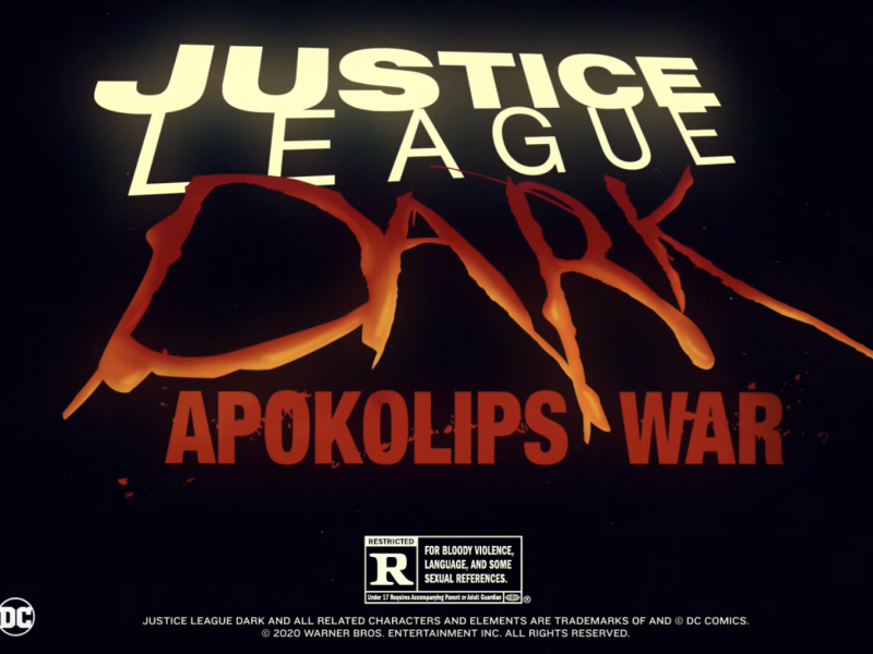 The Largest Cast in DC Universe Movie History APOKOLIPS WAR is Coming!