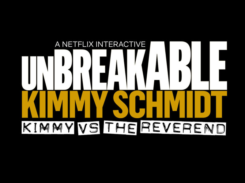 Unbreakable Kimmy Schmidt: Kimmy vs. the Reverend First Look!