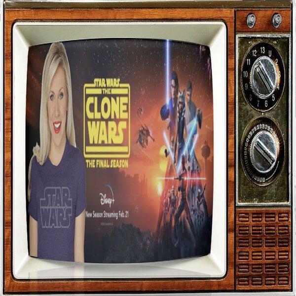 Episode 91: Ashley Eckstein, The Clone Wars' Ahsoka Tano, the Master of Her Universe!