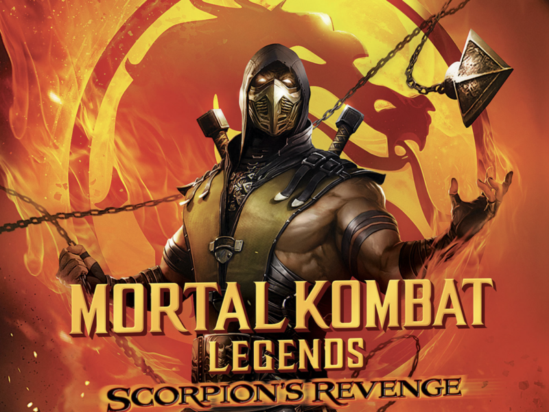 It's NOT just a game! Mortal Kombat Legends: Scorpion's Revenge Comes to Animated Life!