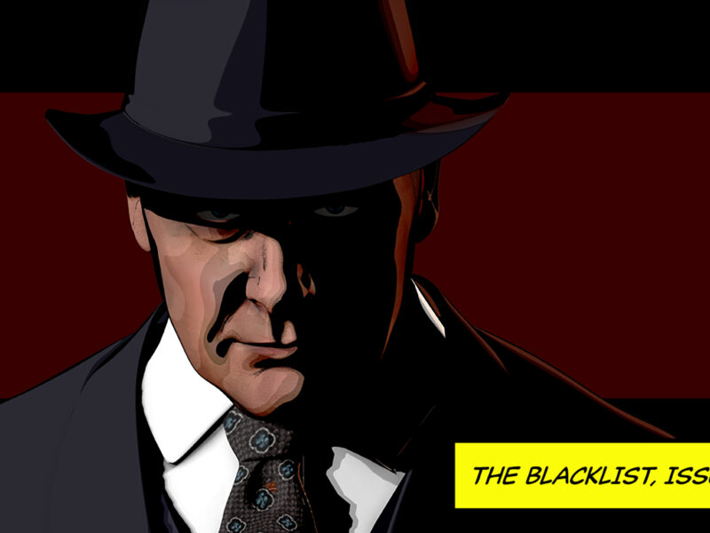 The Blacklist Gets Graphic in First Ever Animated/Live Action Hybrid Episode!
