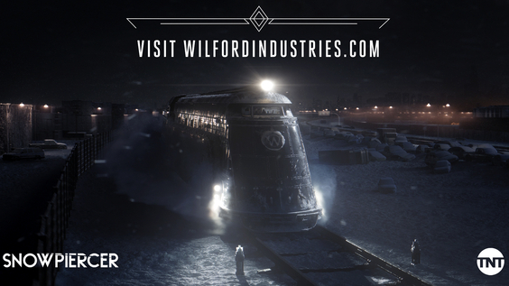 SNOWPIERCER, TNT is Inviting Fans to Design One of 1,001 Virtual Train Cars!