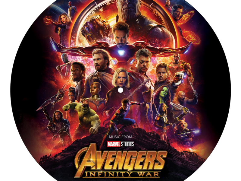 Watch AVENGERS: INFINITY WAR & Win Soundtrack & Crosley Record Player!