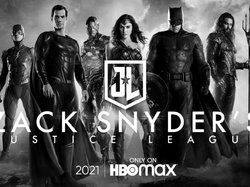 First Look at Zack Snyder's JUSTICE LEAGUE!
