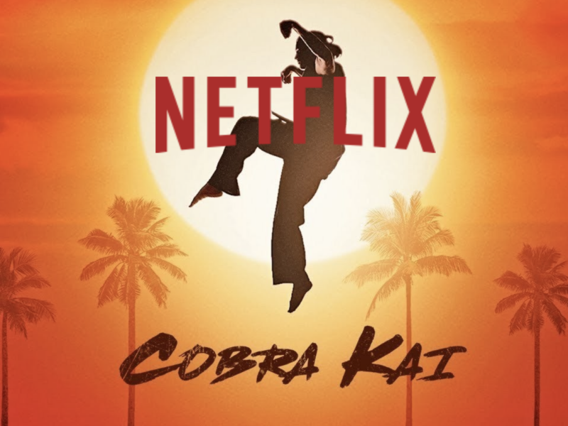 The KARATE KID Saga COBRA KAI Comes to NETFLIX
