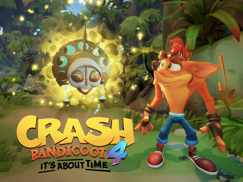 WUMPA HERE IT IS! CRASH BANDICOOT 4: IT'S ABOUT TIME REVEALED