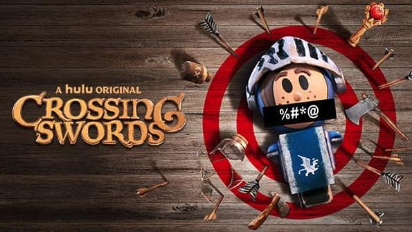 """CROSSING SWORDS"" a HULU Original Trailer Drop"