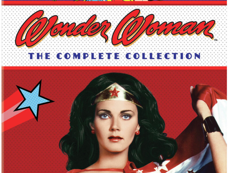 Wonder Woman: The Complete Collection Lands on Blu-ray