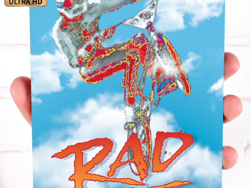 The 1986 BMX Action Classic RAD is Pop Cultural Nostalgia, Now in 4K!